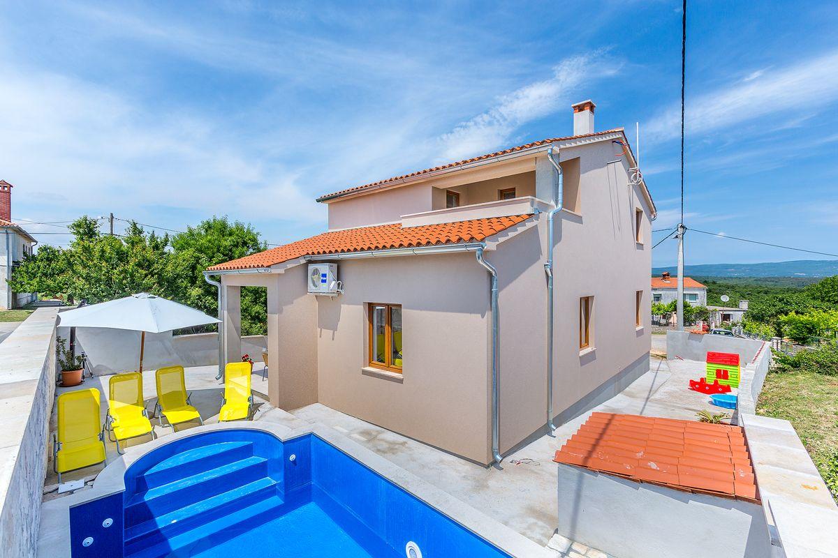 Дом в Марчане, Хорватия, 121 м2 - фото 1