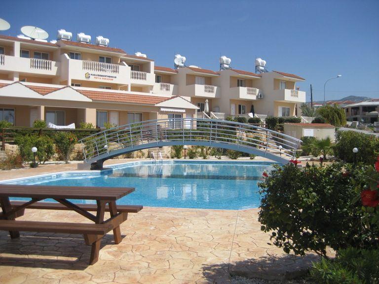 Дом в Пафосе, Кипр, 92 м2 - фото 1