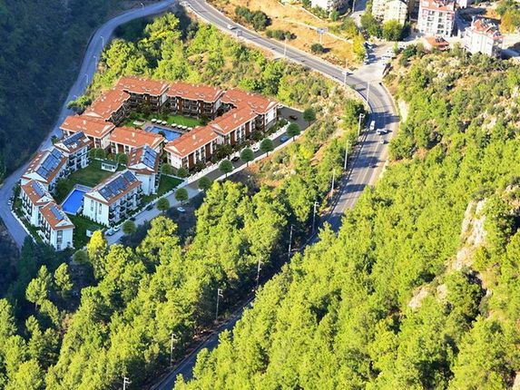 Апартаменты в Фетхие, Турция, 60 м2 - фото 1