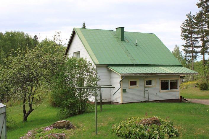 Коттедж в Руоколахти, Финляндия, 25 сот. - фото 1