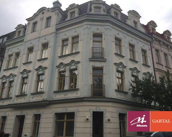 Квартира в Карловых-Варах, Чехия, 46 м2 - фото 1