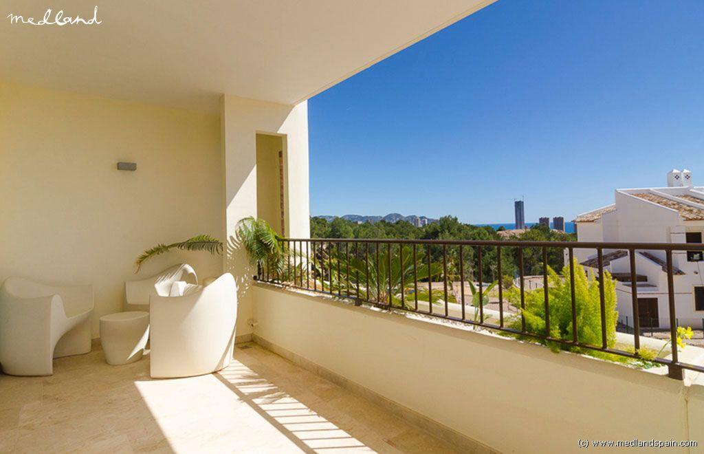 Апартаменты в Финестрате, Испания, 113 м2 - фото 1