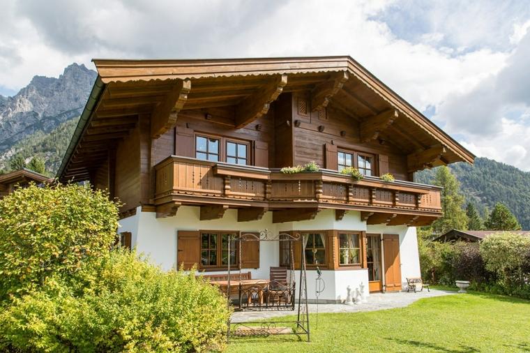 Дом в Кицбюэле, Австрия - фото 1