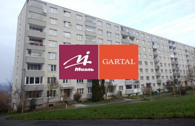 Квартира в Карловых-Варах, Чехия, 67 м2 - фото 1