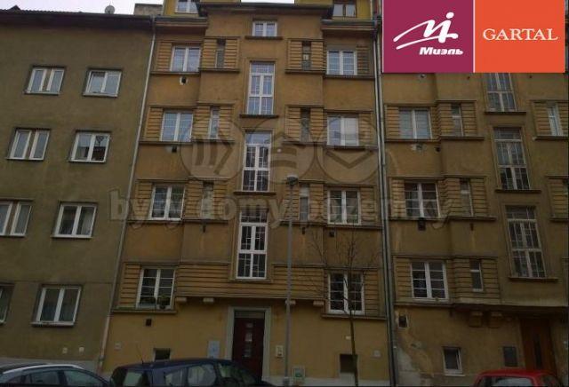 Квартира в Карловых-Варах, Чехия, 44 м2 - фото 1