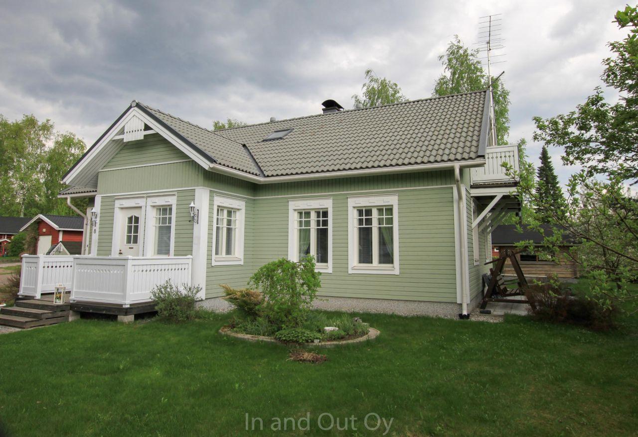 Дом в Иматре, Финляндия, 1322 м2 - фото 1