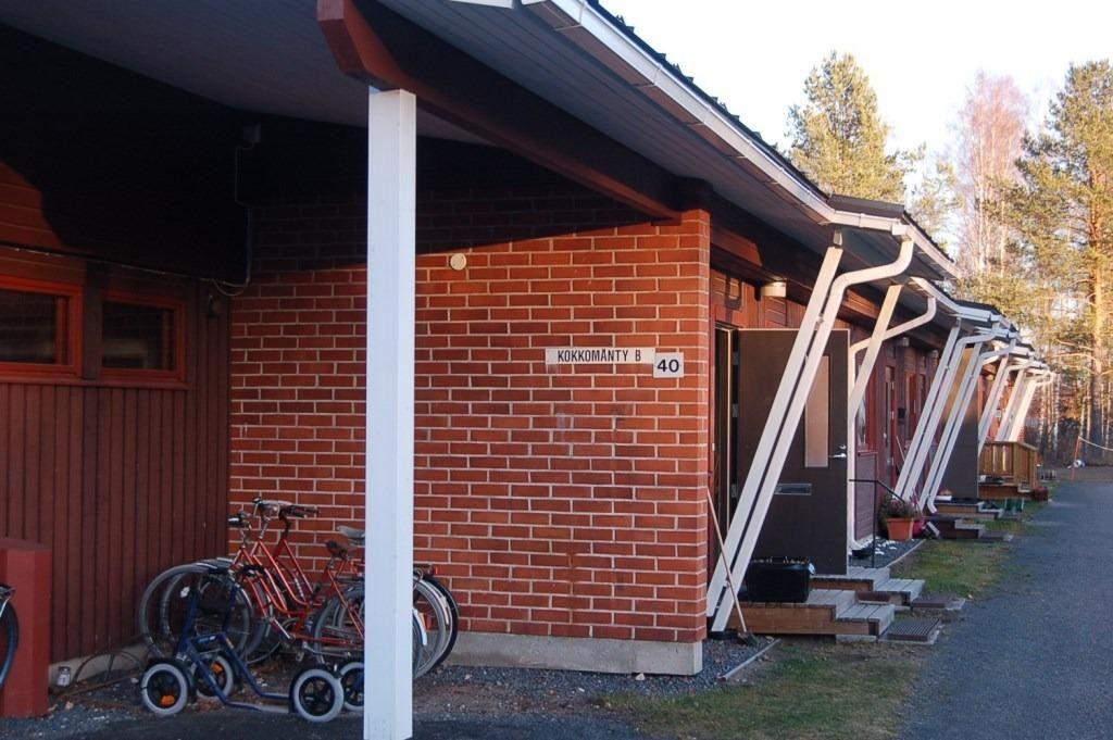 Таунхаус в Мянтюхарью, Финляндия, 35.5 м2 - фото 1