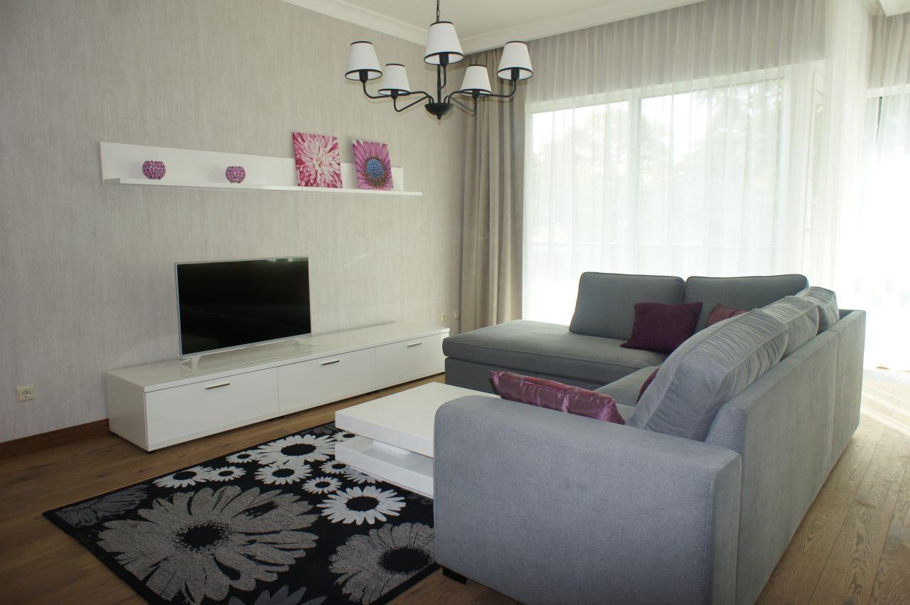 Апартаменты в Юрмале, Латвия, 97.2 м2 - фото 1
