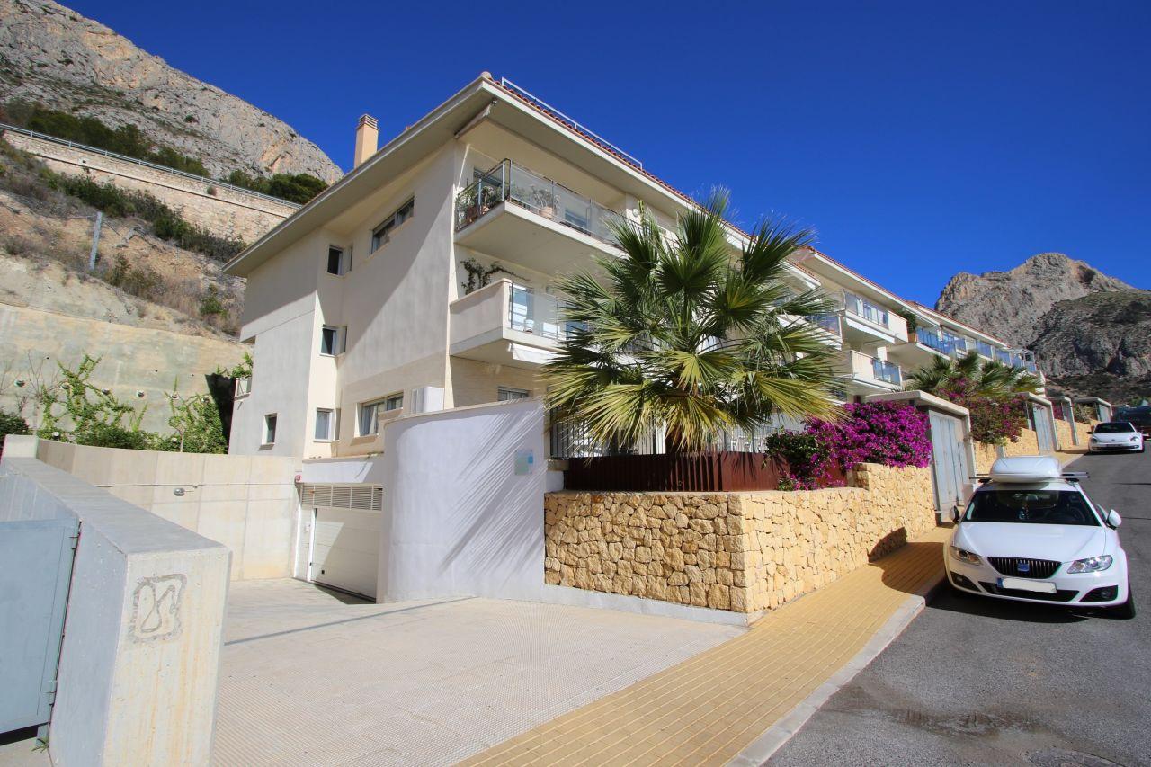 Апартаменты в Альтеа, Испания, 130 м2 - фото 1