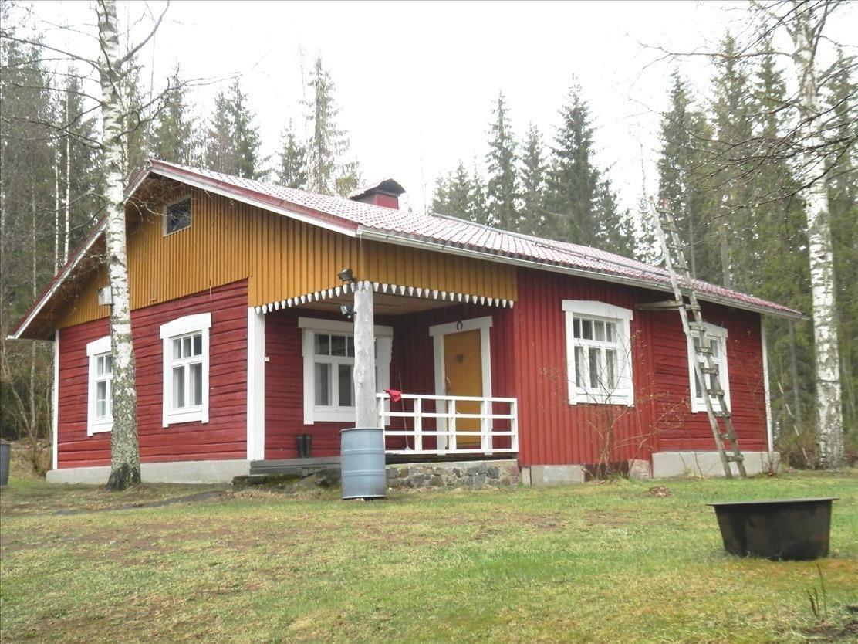 Коттедж в Туусмяки, Финляндия, 110 м2 - фото 1