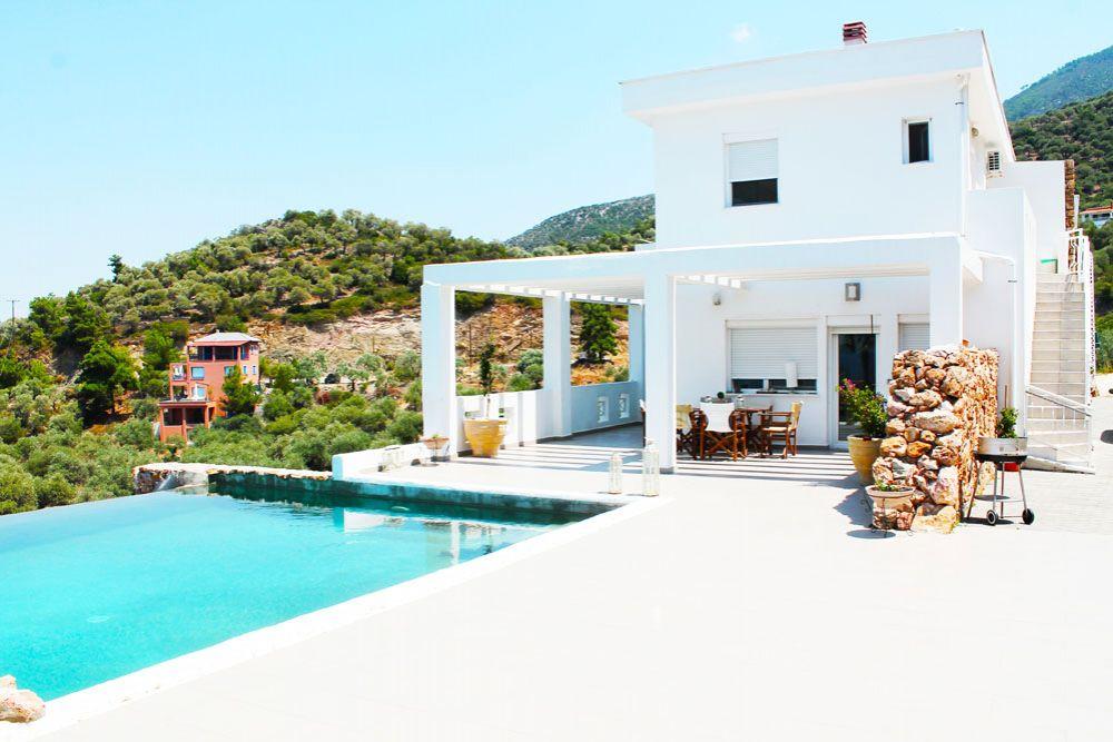Квартира на Тасосе, Греция, 90 м2 - фото 1