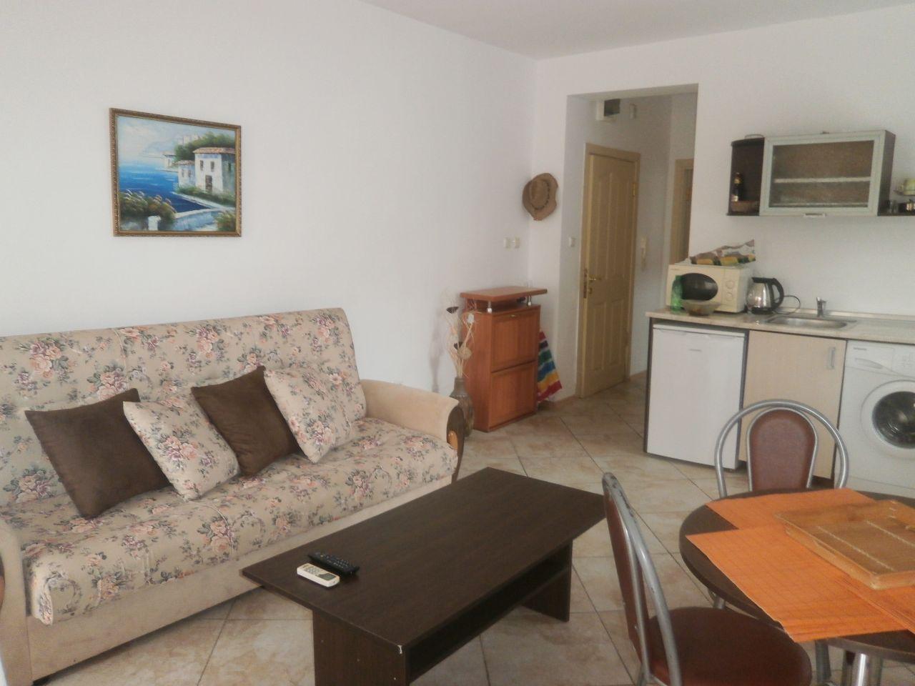 Квартира на Солнечном берегу, Болгария, 60 м2 - фото 1