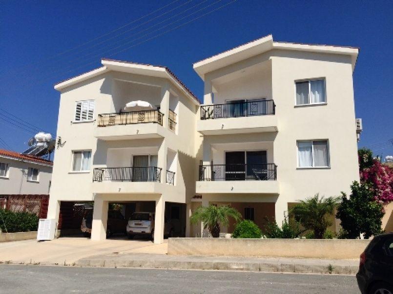 Апартаменты в Пафосе, Кипр, 84 м2 - фото 1