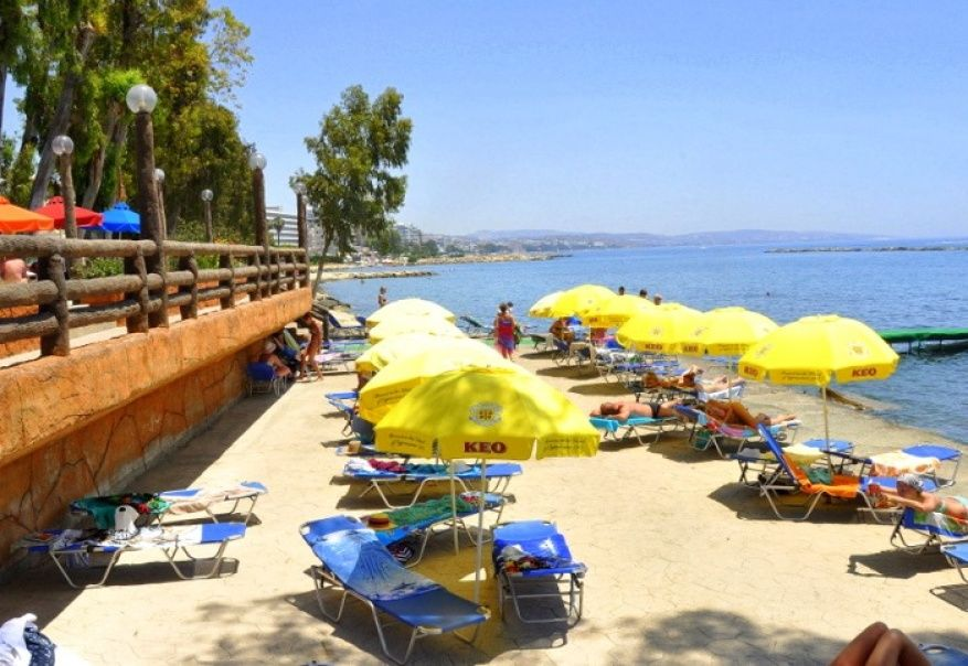 Студия в Лимассоле, Кипр, 27 м2 - фото 1