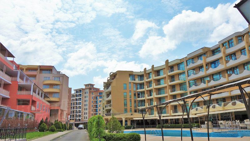 Апартаменты на Солнечном берегу, Болгария, 66.54 м2 - фото 1