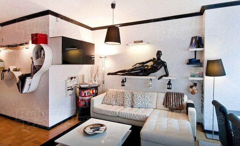 Апартаменты в Софии, Болгария, 100 м2 - фото 1
