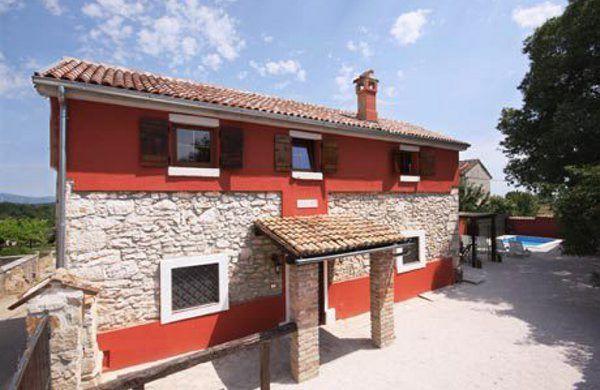 Дом в Лабине, Хорватия, 90 м2 - фото 1