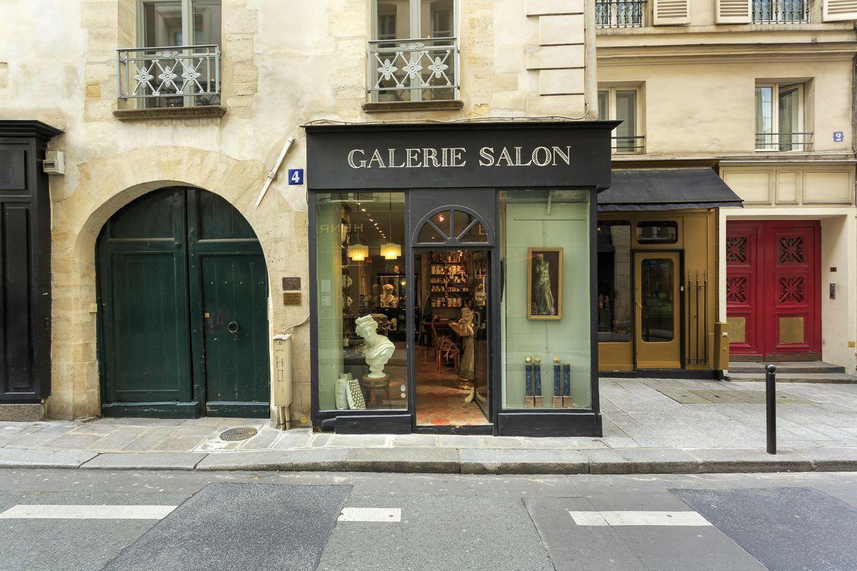 Магазин в Париже, Франция, 25 м2 - фото 1