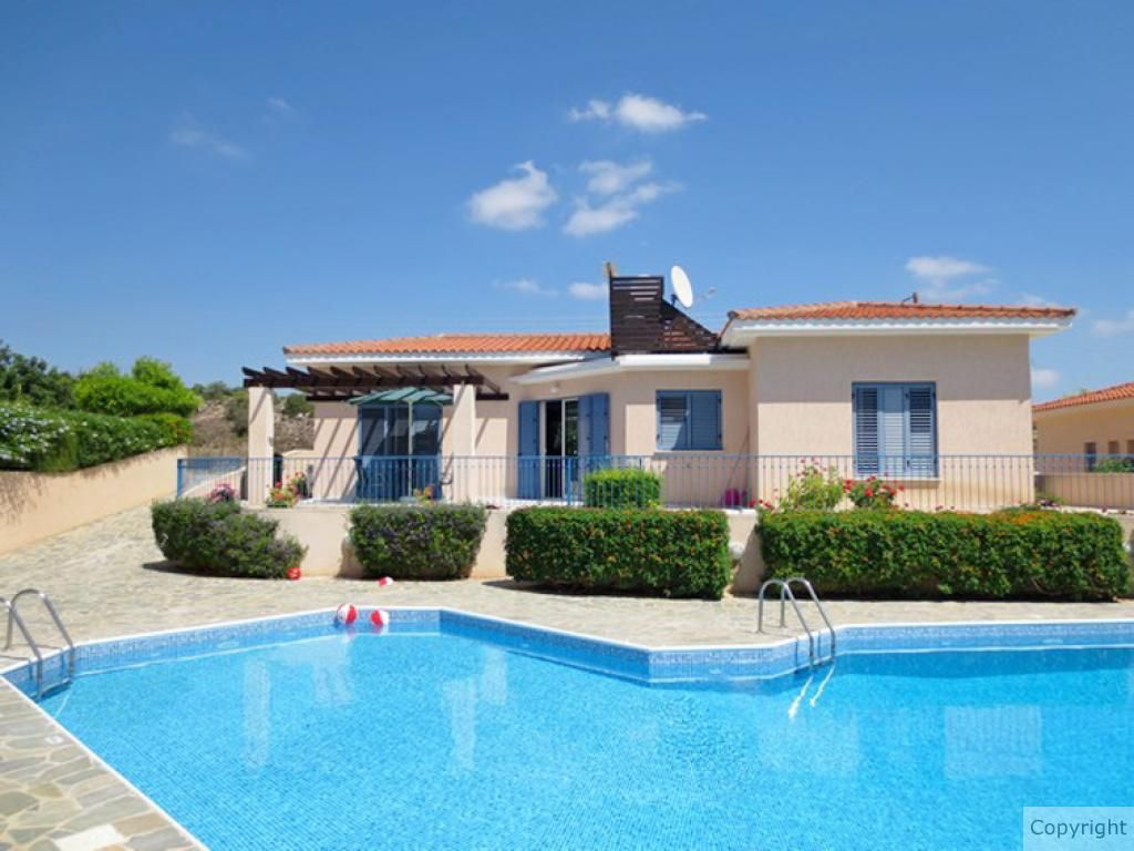 Дом в Конии, Кипр, 108 м2 - фото 1