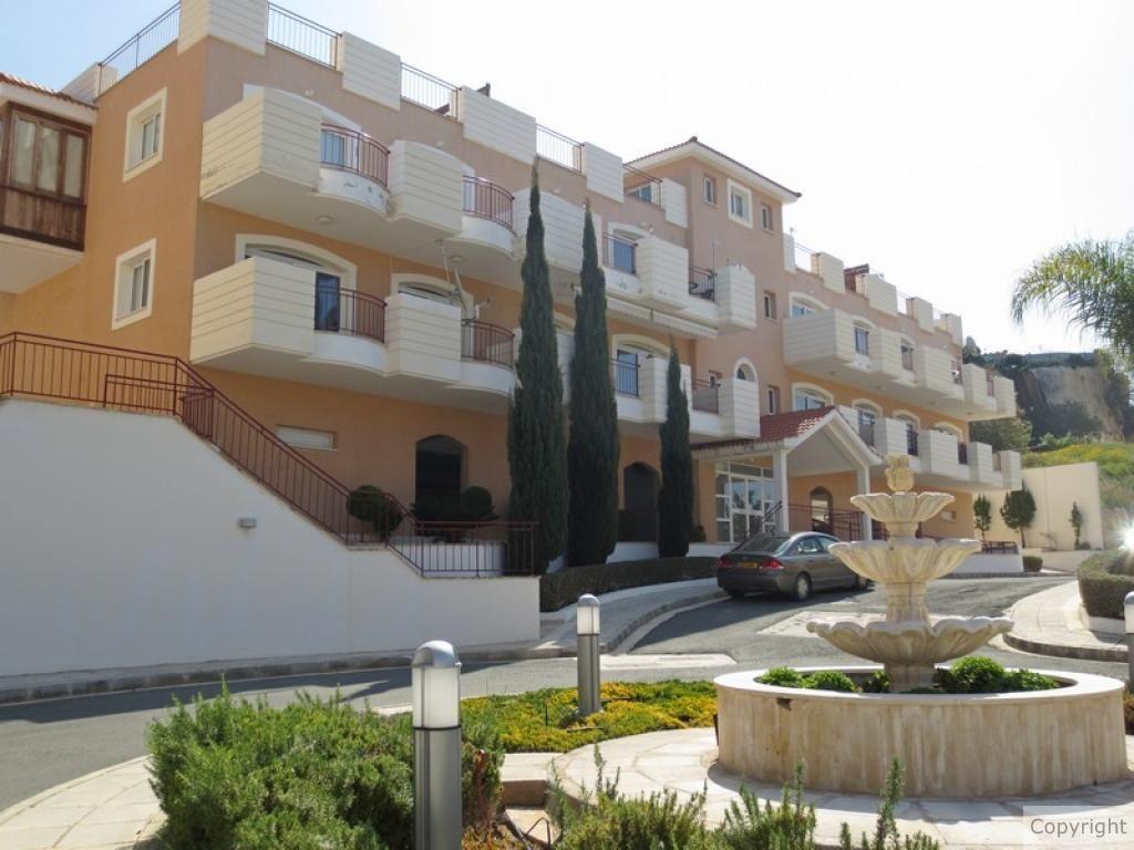 Квартира в Пафосе, Кипр, 48 м2 - фото 1