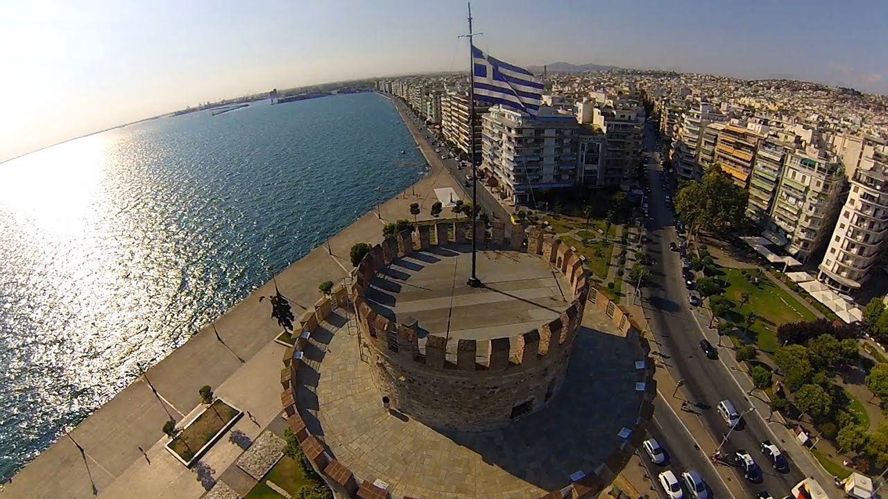 Квартира в Салониках, Греция, 210 м2 - фото 1
