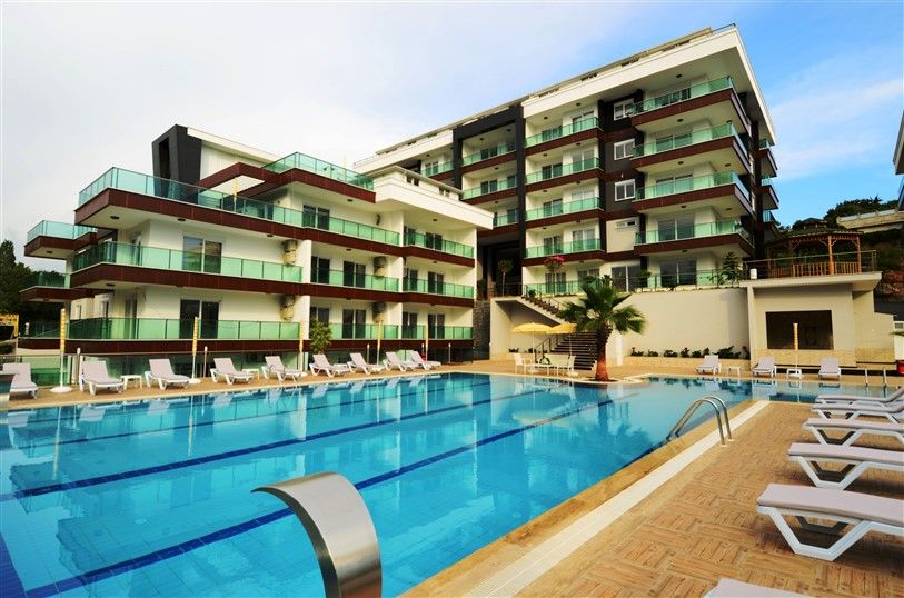 Квартира в Аланье, Турция, 134 м2 - фото 1