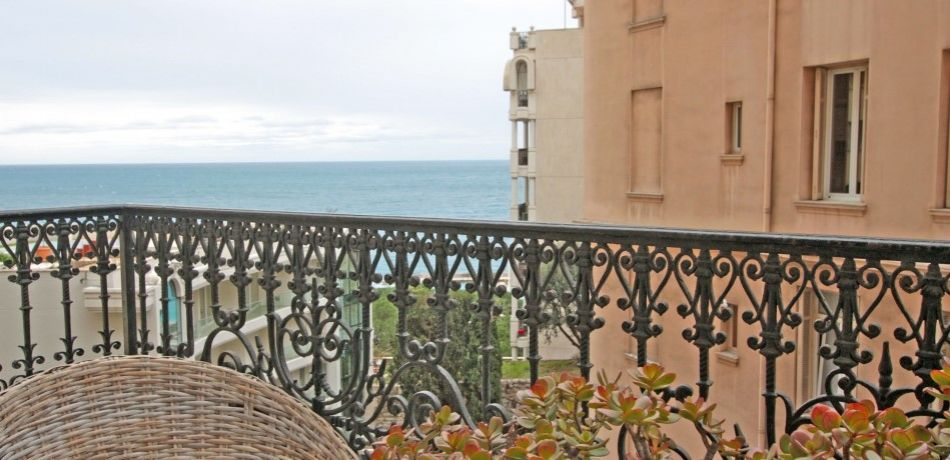 Апартаменты в Ларвотто, Монако, 150 м2 - фото 1