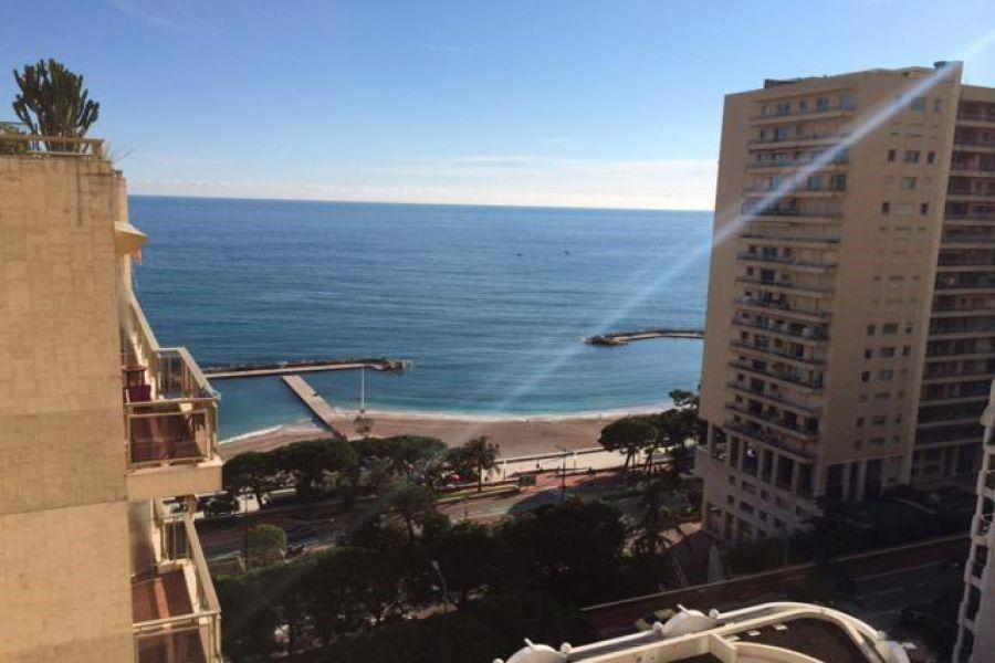 Апартаменты в Ларвотто, Монако, 80 м2 - фото 1