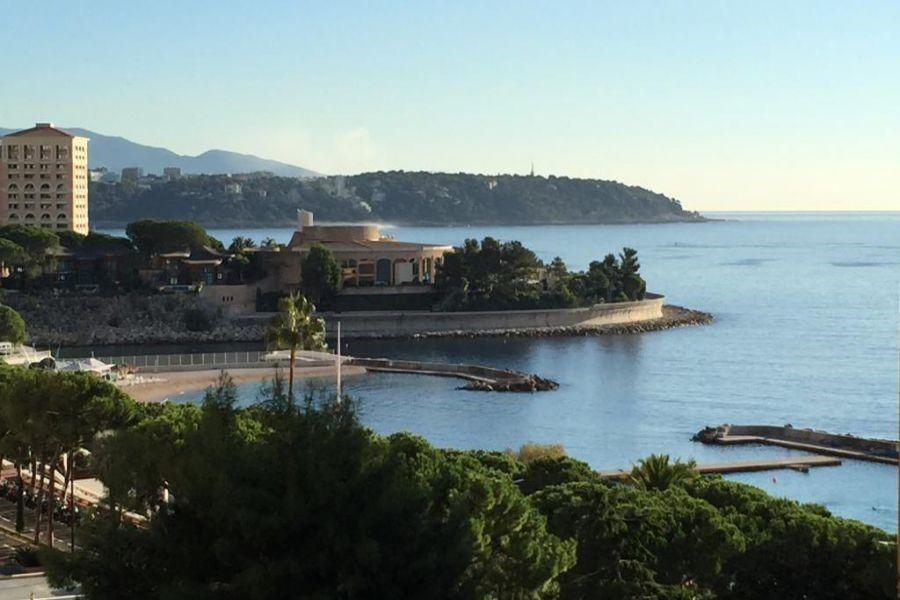 Апартаменты в Ларвотто, Монако, 120 м2 - фото 1