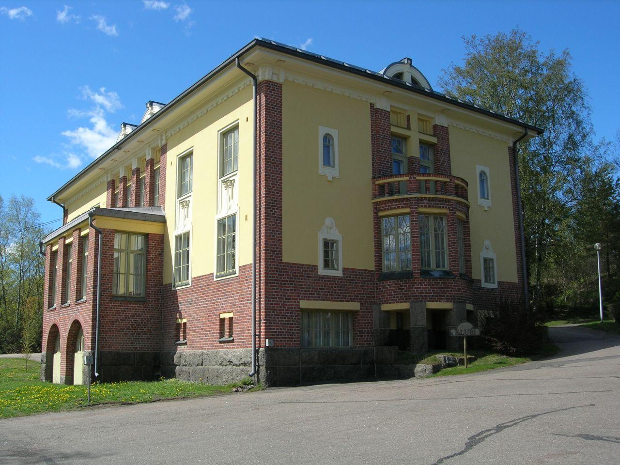Особняк в Коуволе, Финляндия, 1047 м2 - фото 1