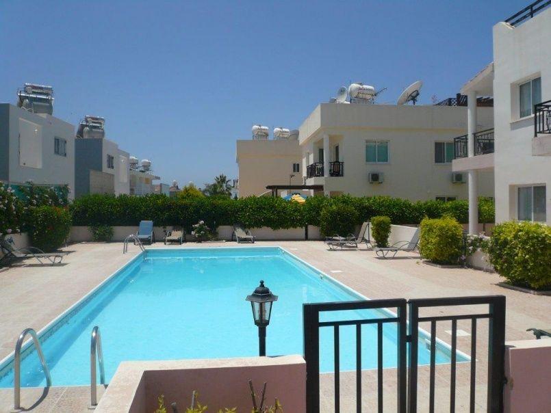 Апартаменты в Пафосе, Кипр, 55 м2 - фото 1