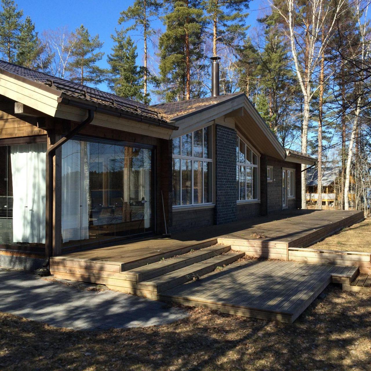 Коттедж в Тайпалсаари, Финляндия, 1600 м2 - фото 4
