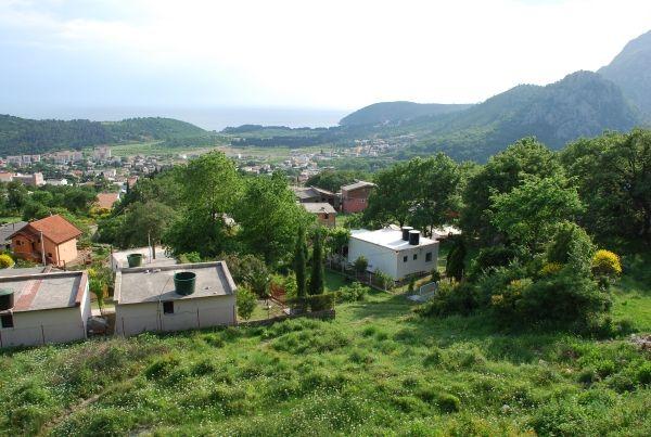 Земля в Сутоморе, Черногория, 620 м2 - фото 1