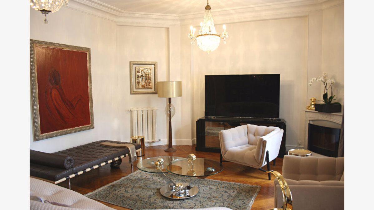 Квартира в Ницце, Франция, 100 м2 - фото 1
