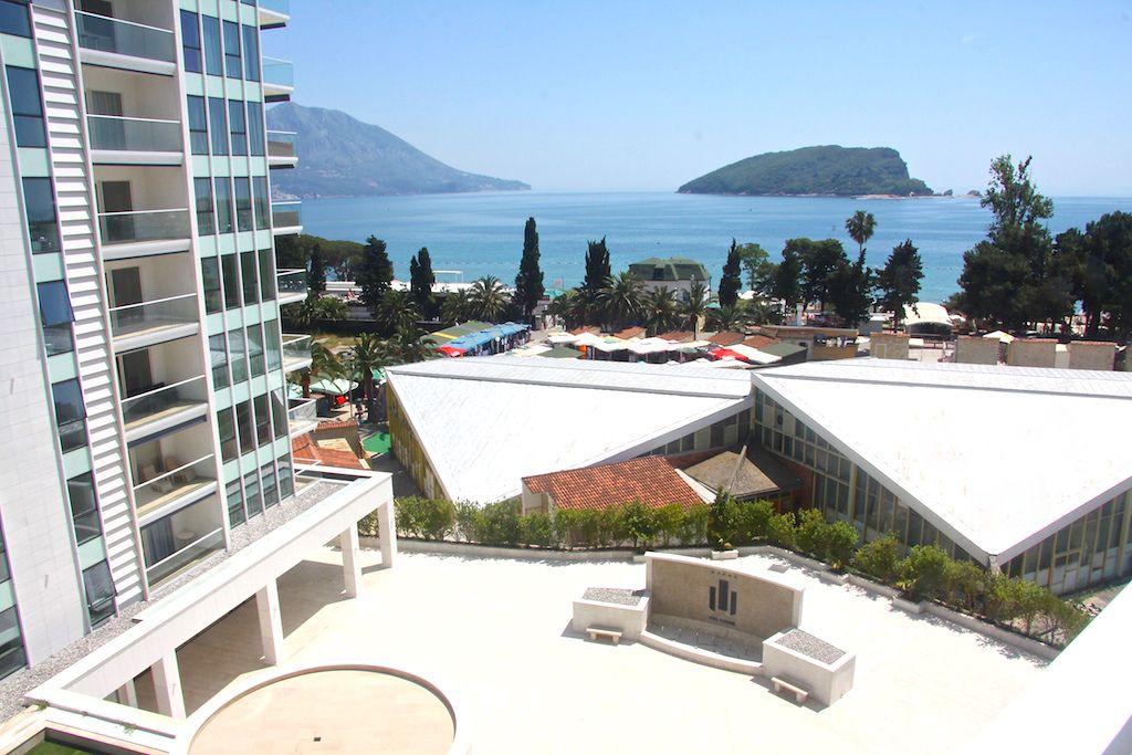 Апартаменты в Будве, Черногория, 63 м2 - фото 1