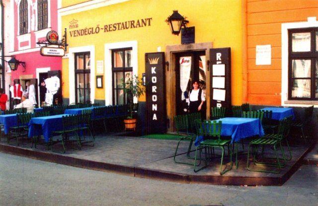 Кафе, ресторан в Будапеште, Венгрия, 568 м2 - фото 1