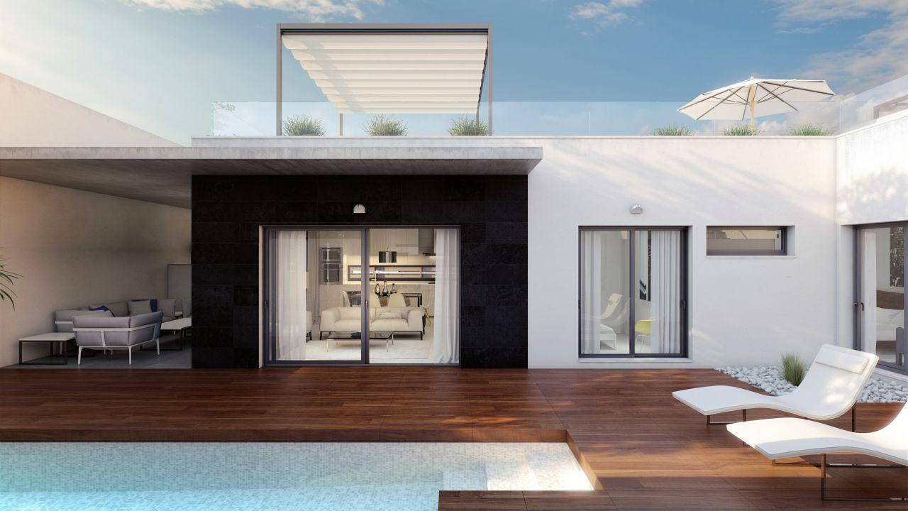 Дом на Коста-Бланка, Испания, 113 м2 - фото 1