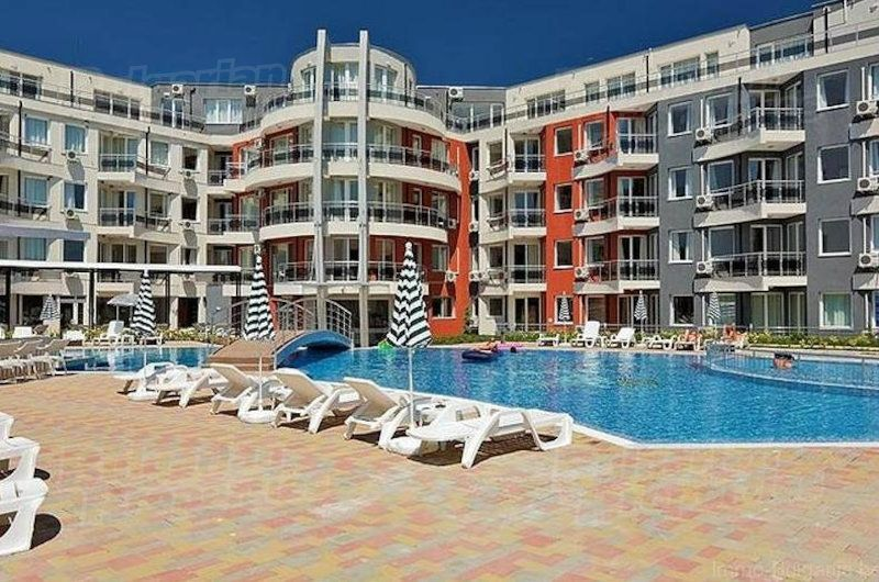 Апартаменты в Лозенеце, Болгария, 48.96 м2 - фото 1