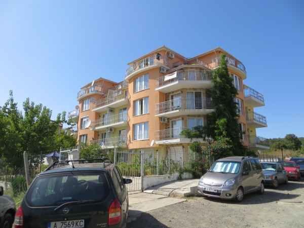 Квартира в Святом Власе, Болгария, 54 м2 - фото 1