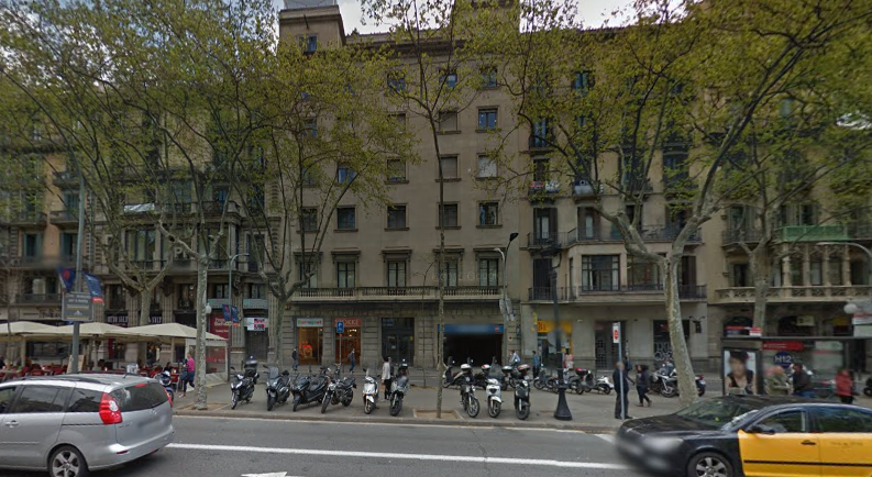 Доходный дом в Барселоне, Испания, 247 м2 - фото 1