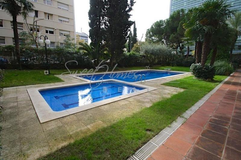 Квартира в Барселоне, Испания, 295 м2 - фото 1