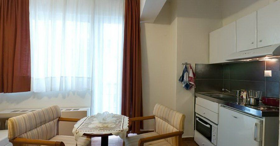 Квартира в Салониках, Греция, 28 м2 - фото 1