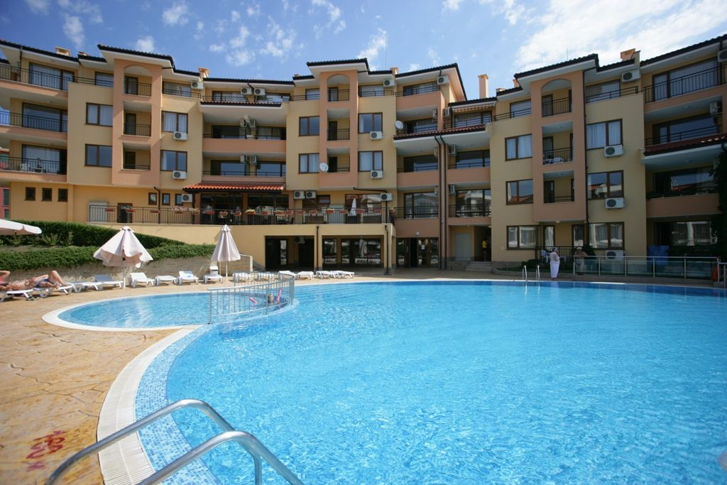 Апартаменты на Солнечном берегу, Болгария, 52 м2 - фото 1