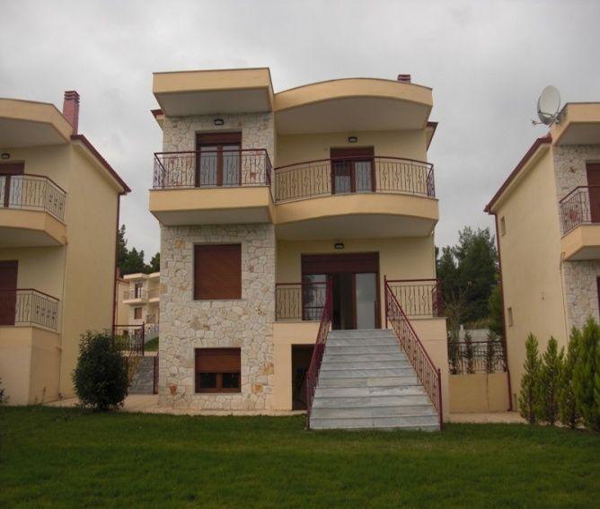 Коттедж в Халкидики, Греция, 144 м2 - фото 1