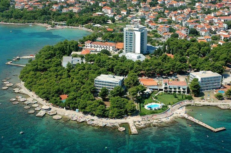 Отель, гостиница в Водице, Хорватия, 1200 м2 - фото 1