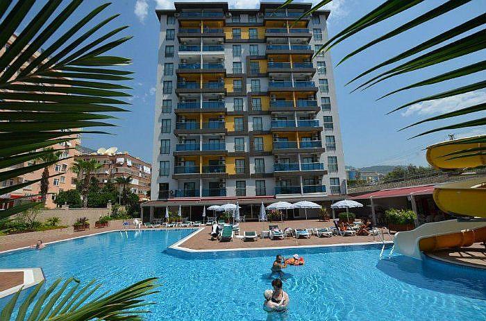 Квартира в Аланье, Турция, 40 м2 - фото 1