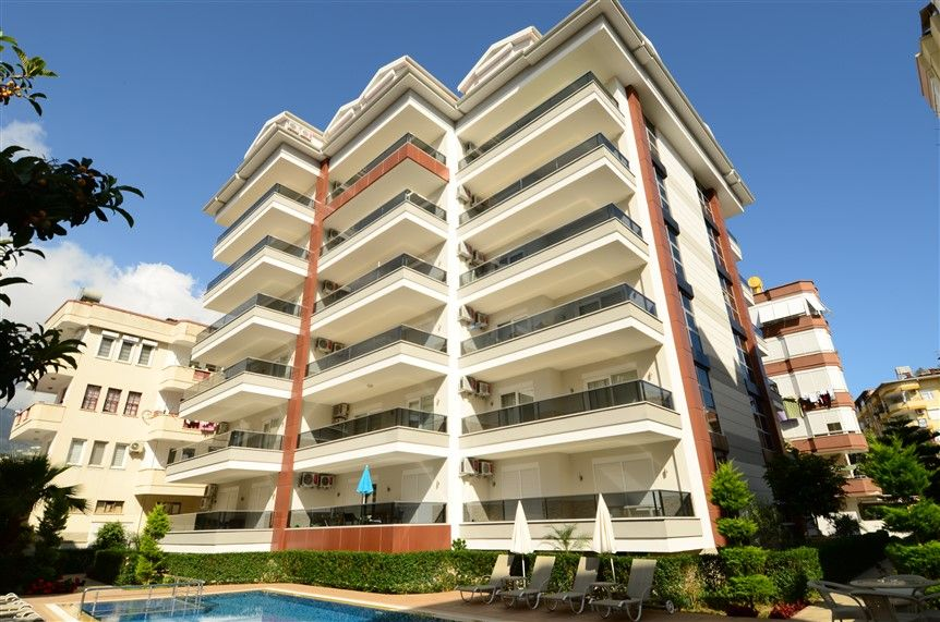 Квартира в Аланье, Турция, 57 м2 - фото 1