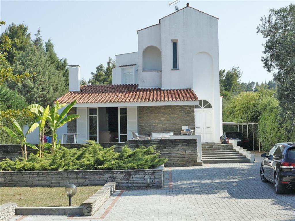 Коттедж Халкидики-Кассандра, Греция, 3000 сот. - фото 1