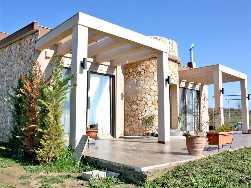 Вилла Халкидики-Ситония, Греция, 480 м2 - фото 1