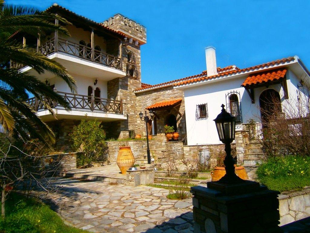 Коттедж Халкидики-Ситония, Греция, 5000 сот. - фото 1
